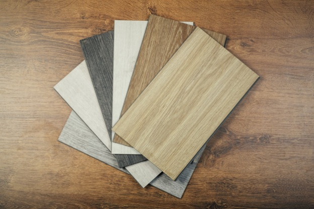Multiple flooring options available at New Day Floors LLC